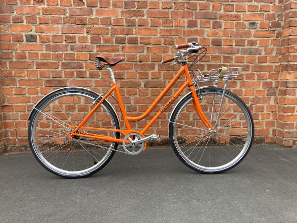 OPELIT Citybike Downtown low orange